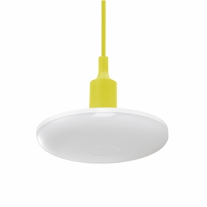 Żyrandol led ALBENE 18W 230V WW YELLOW