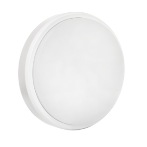 Plafon Nymphea Slim led 230V 12W IP54 NW biały